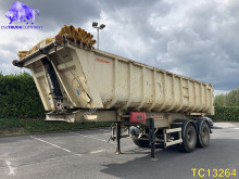 Fruehauf Tipper semi-trailer used tipper