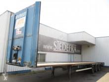 Sættevogn Van Hool BPW , Mega Flat Trailer flatbed brugt
