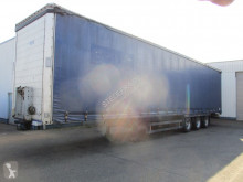 Schmitz Cargobull SAF , Mega Curtainside Trailer semi-trailer used tautliner