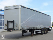 Kögel SN24*Edscha*Lift*SAF*TÜV*Port semi-trailer used tarp