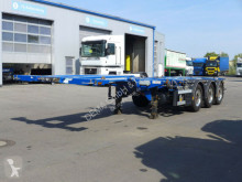 Used chassis semi-trailer nc D-TEC*Container*Ausziehbar*ADR