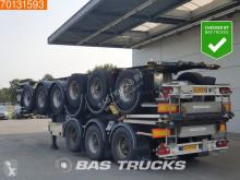 Sættevogn Van Hool ADR 1x 20 ft 1x30 ft Liftachse brugt