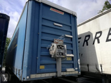 Used semi-trailer Fruehauf TX38CS