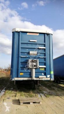 Used semi-trailer Fruehauf TX34CS