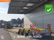 Faymonville STBZ-3VA Remote Control 490cm Extendable 3x Hydr. Steering axle semi-trailer used heavy equipment transport