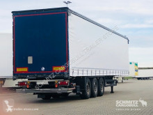 Schmitz Cargobull Curtainsider Standard Ladebordwand semi-trailer used tautliner