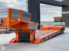 Semi reboque Lider 2020 porta máquinas novo