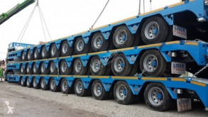 Lider heavy equipment transport semi-trailer 2020