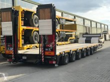 Lider heavy equipment transport semi-trailer 2021