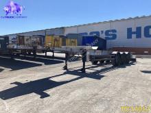 Yarı römork konteyner taşıyıcı Fruehauf Container Transport