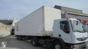 Fruehauf semi-trailer used box