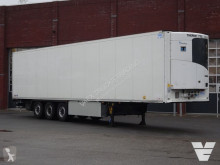 Schmitz Cargobull SCB*S3B Hooks / Rohrbahnen / Vleeshang ThermoKing SLX300 - semi-trailer used mono temperature refrigerated