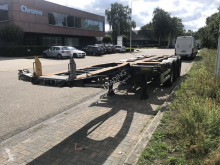 Trailer Pacton T3-010 multi container chassis tweedehands containersysteem
