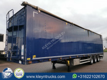 Kraker trailers XL 9 full left side open used other semi-trailers