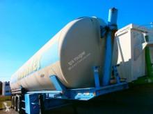 Semitrailer tank pulverformig begagnad Schmitz Cargobull