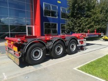TecnoKar Trailers container semi-trailer GALILEO 3