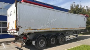 Used tipper semi-trailer Menci MENCI ALLUMINIO