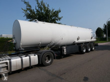 Chemical tanker semi-trailer ELZAM C380.15-4A 38000 liters 4 compartimenten
