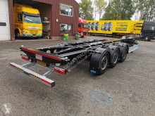 Trailer D-TEC VCC-01 3-assen BPW - Schijfremmen - Lift-as - 45ft Hi Cube - 3765kg - NEWlike ! tweedehands containersysteem
