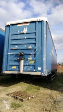 Used semi-trailer Fruehauf
