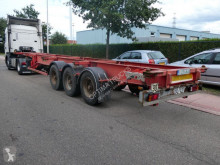 Trailer Asca S32 2.0 1x40 ft 2x20 ft tweedehands BDF