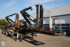 Semi remorque porte containers Hammar Side Loader SL30 SMS / 40ft / 20ft. / 2x20ft.