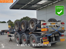 Van Hool Price per unit ADR 1x 20 ft 1x30 ft Liftachse semi-trailer used