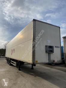 Used box semi-trailer Fruehauf Non spécifié