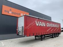 Groenewegen galvanisiert, BPW, Hartholzboden, NL-Auflieger semi-trailer used tautliner