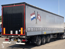 Semi remorque Schmitz Cargobull SCHUIFZEIL MET BORDEN / DISC BRAKES / CODE XL rideaux coulissants (plsc) occasion