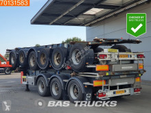 Van Hool Package of 3 ADR 1x 20 ft 1x30 ft Liftachse semi-trailer used
