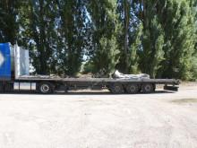 Semi remorque Schmitz Cargobull SKOF27 rideaux coulissants (plsc) accidentée