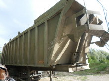Benalu TF34C11N semi-trailer damaged tipper