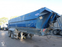 Kaiser KARURE semi-trailer damaged tipper