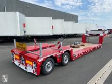 Návěs Nooteboom Extra surbaissée extensible EURO 47 nosič strojů nový