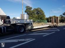 Kaiser semi-trailer used heavy equipment transport