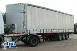 Sættevogn palletransport Schmitz Cargobull S01, Edscha-Verdeck, Luftfederung, Liftachse