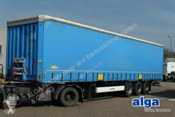 Krone SDP 27 ELHB3-CS, Edscha, Multi-Lock, Luft semi-trailer used tarp