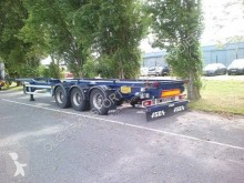 Used chassis semi-trailer Asca