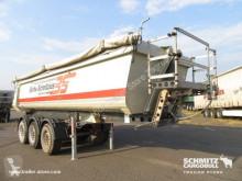Naczepa wywrotka używana Schmitz Cargobull Semitrailer Tipper Steel half pipe body 24m³