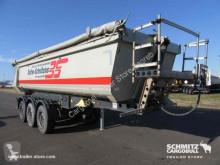 Semirremolque Schmitz Cargobull Semitrailer Tipper Steel half pipe body 24m³ volquete usado
