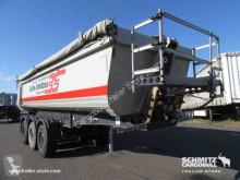 Semirremolque volquete Schmitz Cargobull Semitrailer Tipper Steel half pipe body 24m³