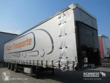 半挂车 集装箱车 二手 Schmitz Cargobull Curtainsider Coil Getränke