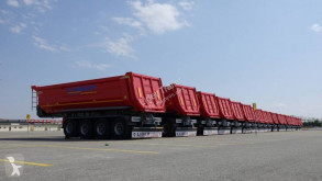 Lider construction dump semi-trailer 2020