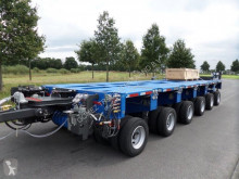 Remorca Goldhofer THP SL 6 transport utilaje second-hand
