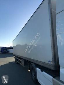 Félpótkocsi Lecitrailer használt furgon