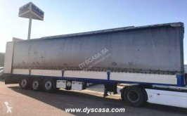 Guillen semi-trailer used tarp