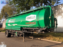Trailer Welgro Bulk 4 Compartments, Silo / Bulk tweedehands tank