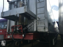 Semi remorque benne Schmitz Cargobull Kippmulde 48 Kubik German Fahrzeug