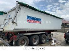 Semi remorque Schmitz Cargobull Mulde 40 Kubik SAF-Achsen benne occasion